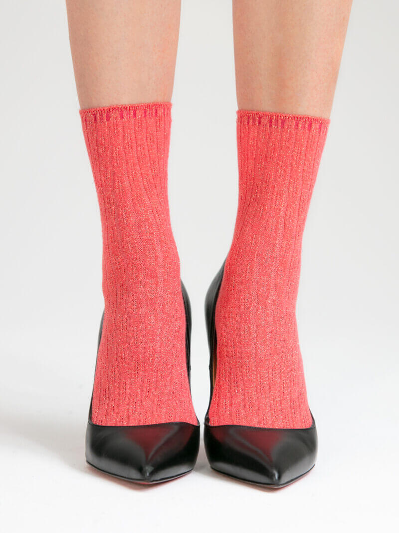 Sock-strumpa-BIO-bomull